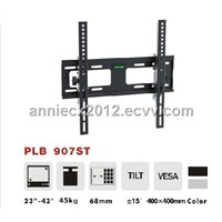 """Tilting LCD TV Wall Mount for 23-42"""" screens/PLB-907ST"""