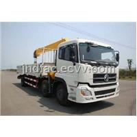 Truck Mounted Crane - 10Ton