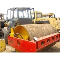Used Dynapac vibrating road roller CA30