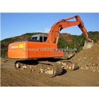 Used Crawler Excavator Hitachi ZX210K From Japan