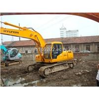 Used Hyundai excavators ex220lc-5