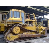 Used caterpillar CATD6H bulldozer
