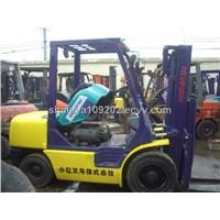 Used Forklift Komatsu 3 T (Automatic transmission )