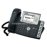 Voip ip phone with factory price