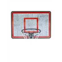WALL MOUNTING BASKETBALL BACKBOARD
