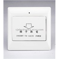access control- CJ-ES01 PVC Card Energy-saving switch