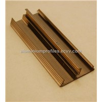 aluminium profiles of windows