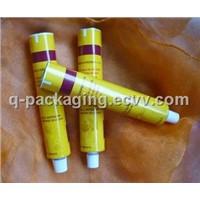 aluminum tubes for shoe polish
