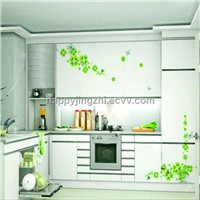baking varnish kitchen cabinet