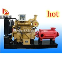 Irrigation or Fire Fighting Use Diesel Engine Multistage Pump/Fire Pump