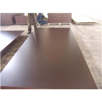 phenolic glue brown film faced plywood / shuttering board for construction