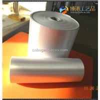 polyester satin label material for carpet