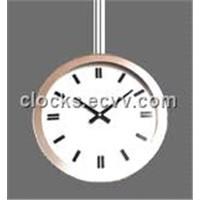 railway/platform clock