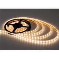 red green blue 120 degree flexible led strip lights, 7.2W led ribbon rope light for shows