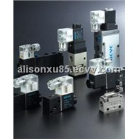 SMC solenoid valve 5/2 5/3 VF solenoid valve