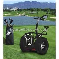 thinking golf car
