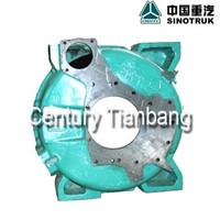truck engine part  Flywheel housing