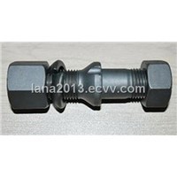 wheel bolt for BPW Truck