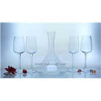 wine sets, glass sets