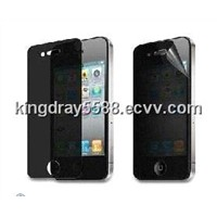 privacy screen protector for Iphone 4s/3s