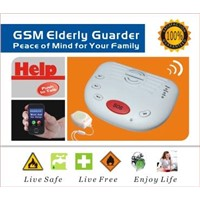 GSM Elderly Health Care Panic Alarm
