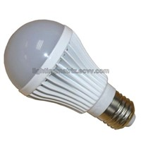 LED bulb light 7W equal to 60W Incandescent lamp