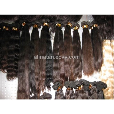 European Hair Weft Extensions 104