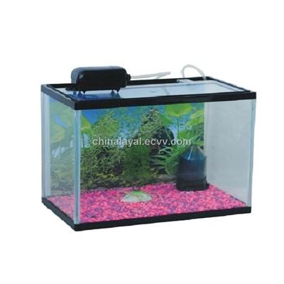 Small Glass Fish Aquarium-YG-12A (YG-12A) - China Aquarium, Layal