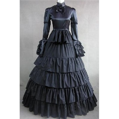 dc1056 victorian corset gothic lolita dress ball gown