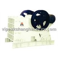2012 Hot Sale Frame Construction Series Jaw Crusher