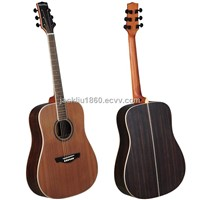 "41"" Dreadhot Guitar (D-56M)Solid Cedar top"