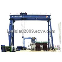 450t Rail Type Gantry Crane