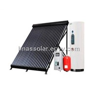 500 Liters 50 Tubes Split -Pressurized Solar Hot Water System
