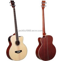 BW-4CE  Acoustic Bass Guitar