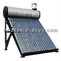Compact Pressurized Copper Coil Solar Hot Water Heating System