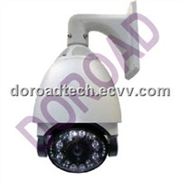 Outdoor IR PTZ Camera with IR Distance 120m
