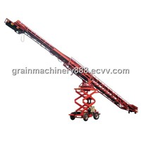 Travelling Hydraulic Grain Loader