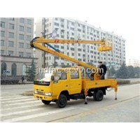 12m Overhead Working Truck
