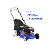 20'' self-propolled lawn mower, 6HP walk lawn mower