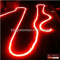 360 degree Round RGB LED Neon Flex, Kingneonlux LED LTD.