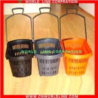 45Lplastic handle basket