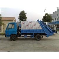 4-7m3 Compact Gabage Truck Loader
