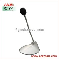 AOK-F06 Fashional Design Wired Computer Microphone