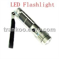 Aluminium Solar Torch/LED Torch