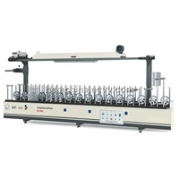BF300A Profile Wrapping Machine (Scraping Coating Type)
