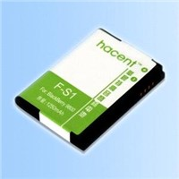 Blackberry Cell Phone Battery 9800,1250mAh High Capacity