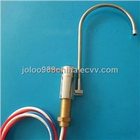 Brass CE certification three hose cold filter faucet