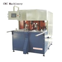 CNC Machinery for Cleaning Corners of PVC Door-Window