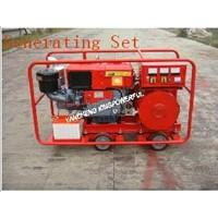 Diesel Generator Set / Marine Generator (12GF1-LHE)