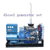 Diesel Generator Set / Portable Generator Set (24GF2-LHE)